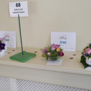 29. Miniature arrangements